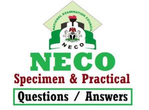 Neco 2021 free WhatsApp midnight answers and expo